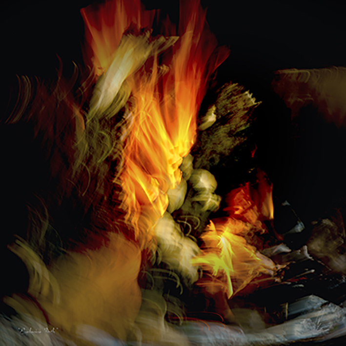 Explosive Birth Limited Photographic art by Loek van Walsem it all starts with the explosive birth of life
